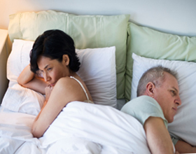 Трудности среднего периода брака