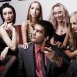 Подруги девушки — как себя вести?