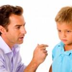 Как нельзя разговаривать с ребенком