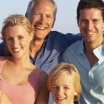 Связь поколений в семье