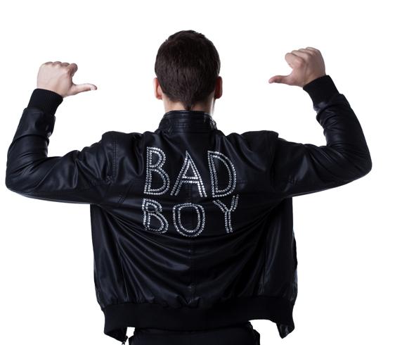 Парень - bad boy