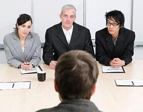 Собеседование на руководящую должность
