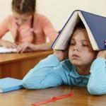 Ребенок плохо ведет себя в школе.Причины плохого поведения