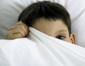 Если ребенку снятся кошмары