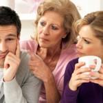 Если теща-мама, а зять-сын – результат крепкая семья