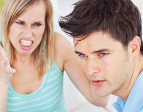 Мужские ошибки в отношениях