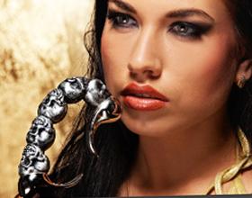Скорпион женщина