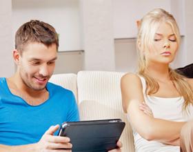 Как перестать ревновать своего мужа