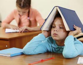 Ребенок плохо ведет себя в школе