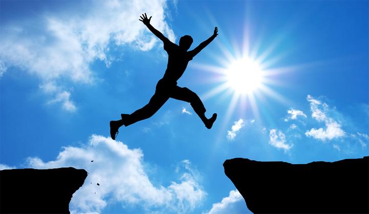 Прыжок к успеху
